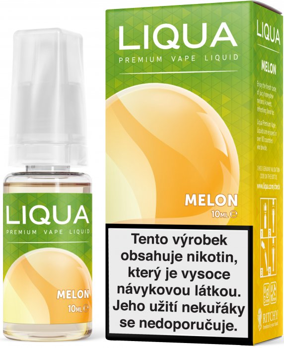 LIQUA Elements Žlutý meloun 10ml 6mg