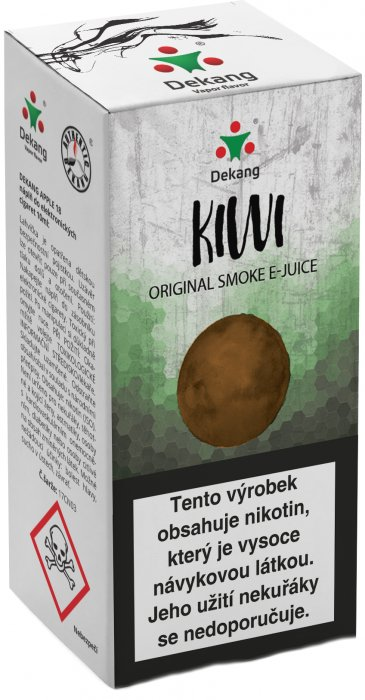E-liquid Dekang Kiwi 10ml 6mg (kiwi)