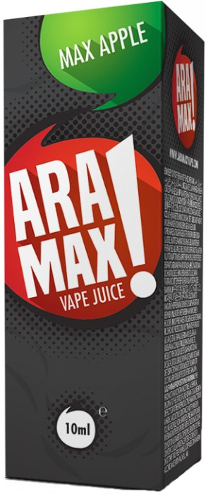 ARAMAX Max Apple 10ml 6mg