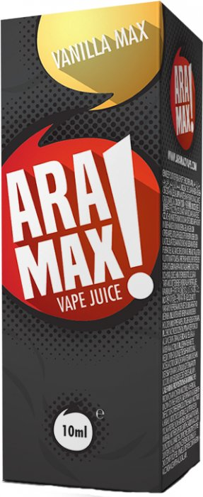 ARAMAX Vanilla Max 10ml 6mg
