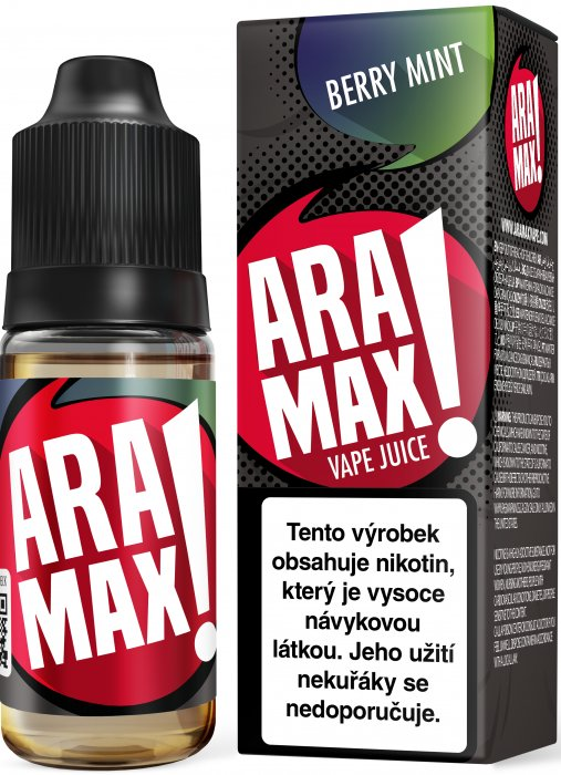 ARAMAX Berry Mint 10ml 6mg