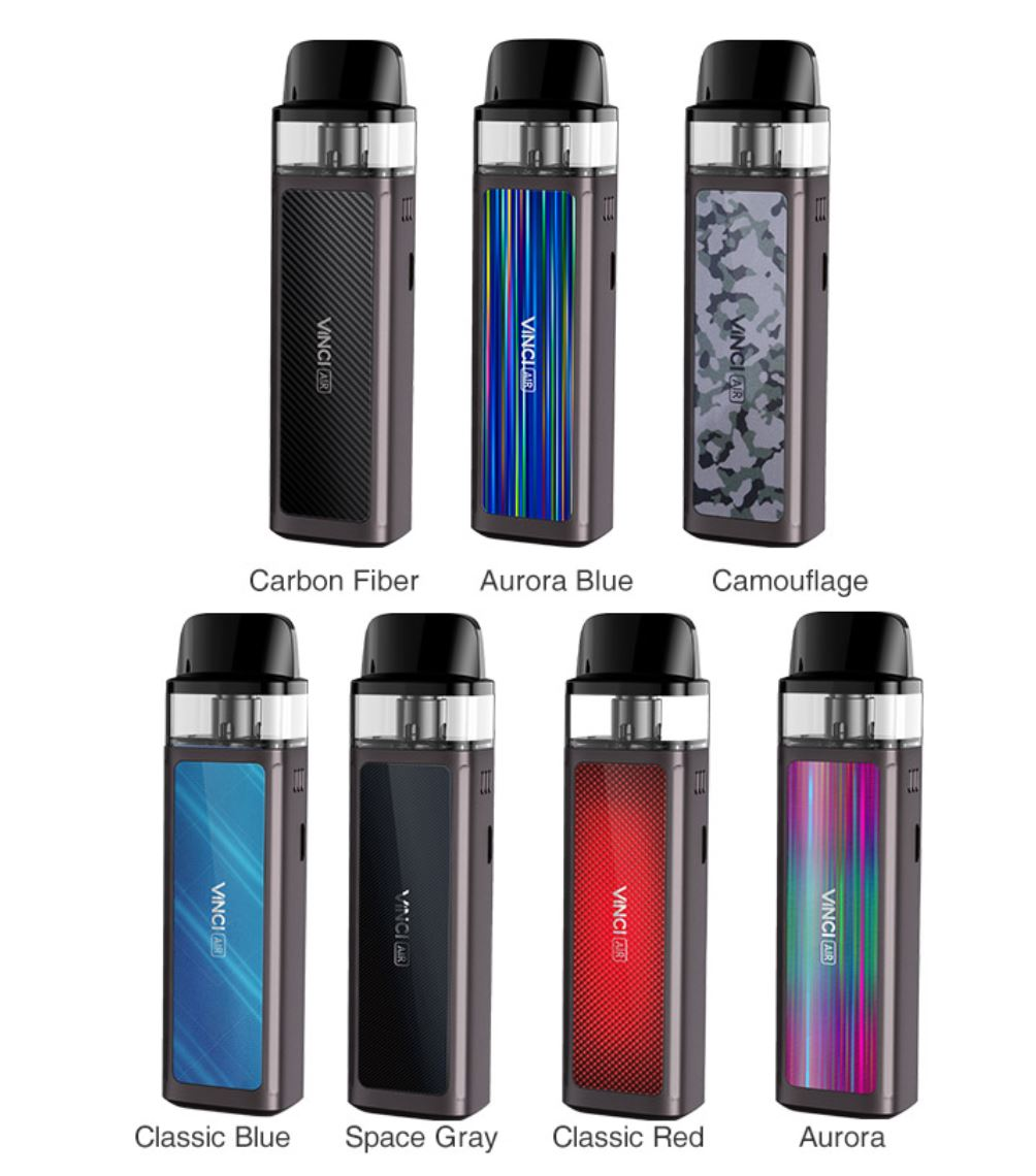VOOPOO VINCI AIR 30W grip 900mAh Aurora Blue