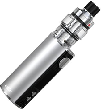 iSmoka-Eleaf iStick T80 Pesso Grip Full Kit 3000mAh Silver 1ks
