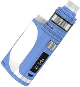Eleaf iStick Pico 25 ELLO TC 85W Grip FULL Kit 0mAh sada bílá-modrá 1ks