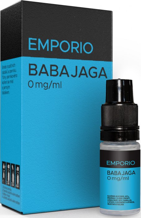 Imperia EMPORIO Baba Jaga 10ml 0mg