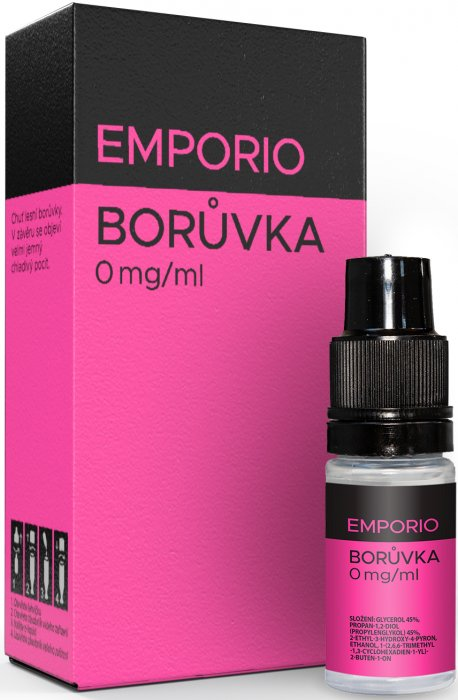 Imperia EMPORIO Blueberry 10ml 0mg