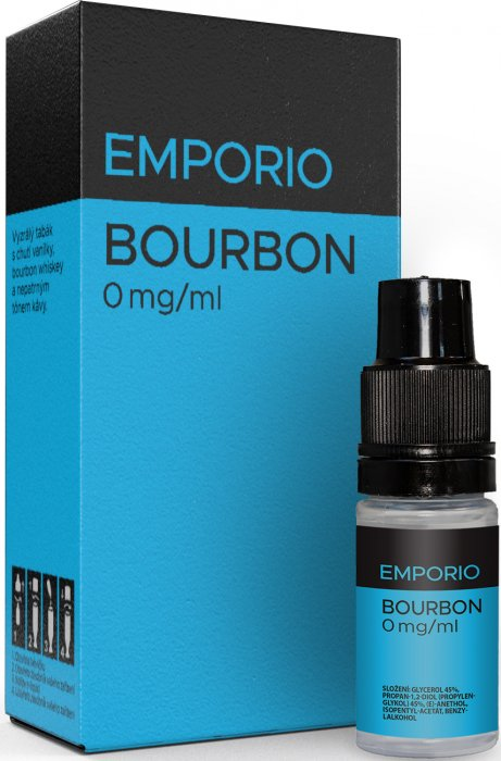 Imperia EMPORIO Bourbon 10ml 0mg
