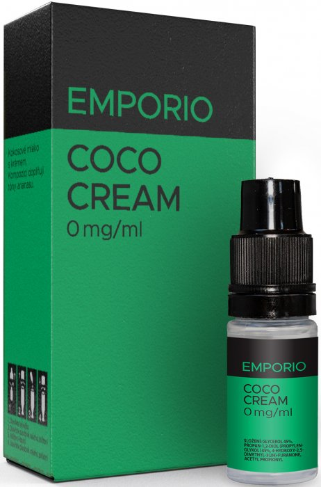 Imperia EMPORIO Coco Cream 10ml 0mg