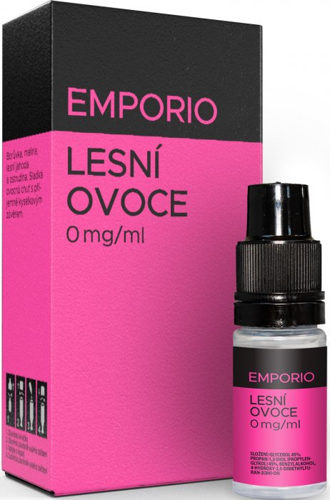 Imperia EMPORIO Forest fruit 10ml 0mg