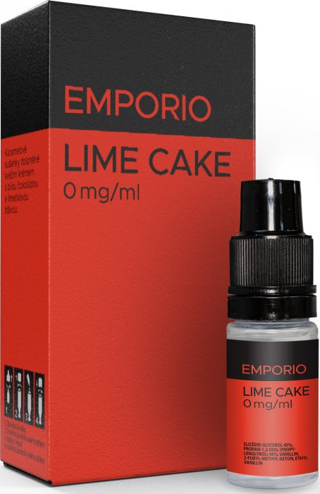 Imperia EMPORIO Lime Cake 10ml 0mg