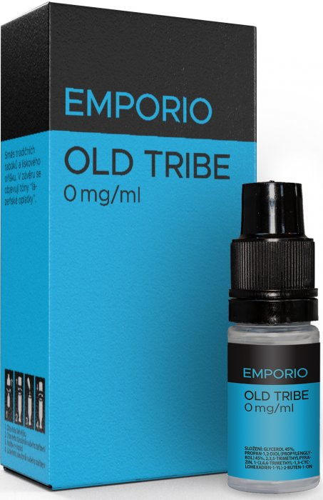 Imperia EMPORIO Old Tribe 10ml 0mg