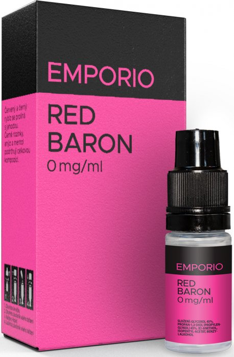 Imperia EMPORIO Red Baron 10ml 0mg