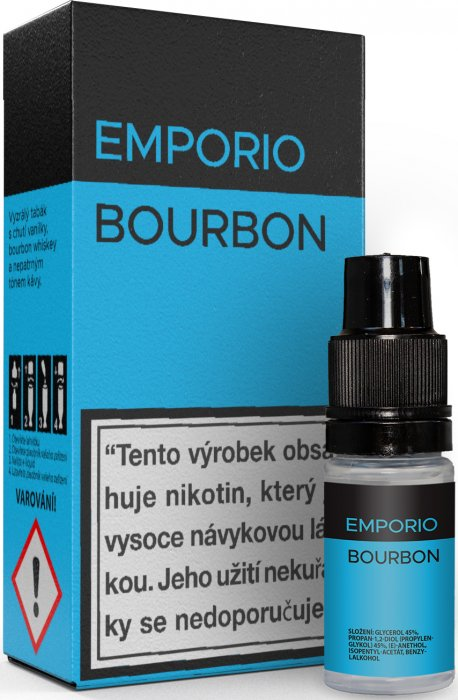Imperia EMPORIO Bourbon 10ml 18mg