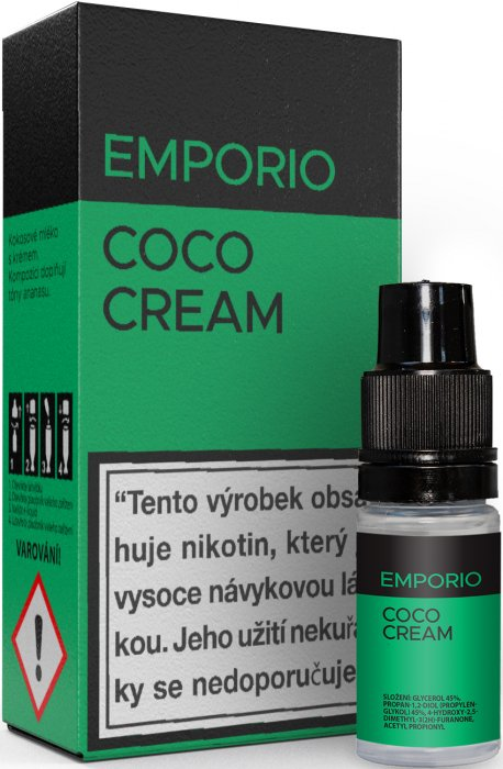 Imperia EMPORIO Coco Cream 10ml 18mg