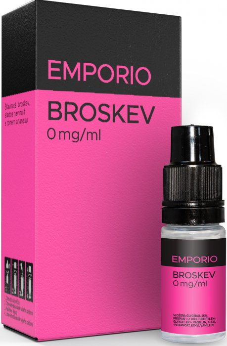 Imperia EMPORIO Peach 10ml 0mg