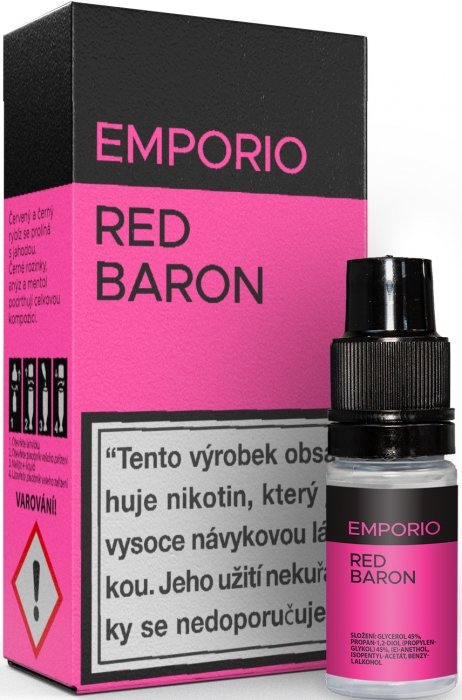 Imperia EMPORIO Red Baron 10ml 3mg