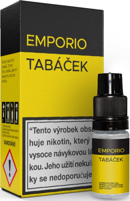 Imperia EMPORIO Tobacco 10ml 3mg