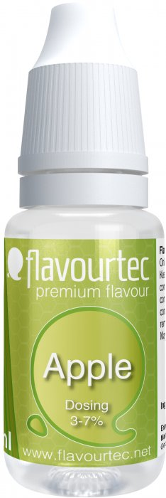 Flavourtec Apple 10ml (Jablko)