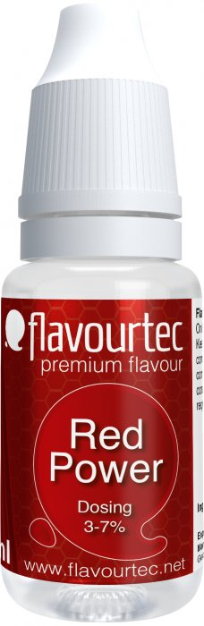 Flavourtec Red Power 10ml (Energy drink)