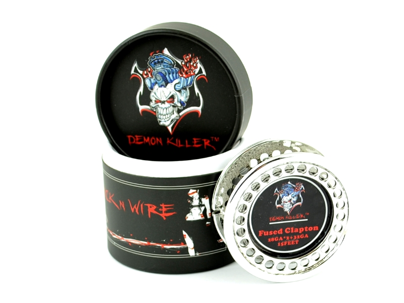 Demon Killer Fused Clapton odporový drát