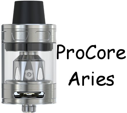 Joyetech ProCore Aries Clearomizer 4ml Silver