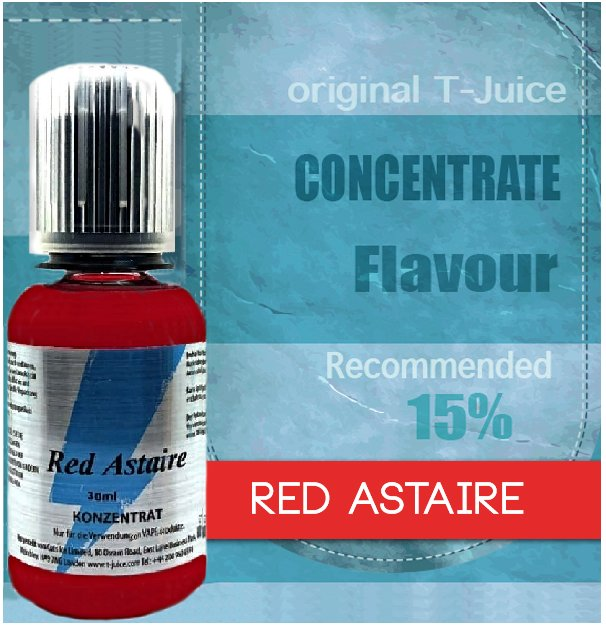 T-Juice Red Astaire 30ml