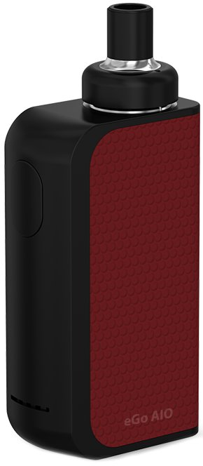 Joyetech eGo AIO Box Grip 2100mAh Black-Red 1ks