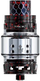 Smoktech TFV12 Prince 8ml Black with red spray