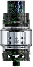 Smoktech TFV12 Prince 8ml Black with green spray