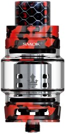 Smoktech TFV12 Prince 8ml Red Camouflage