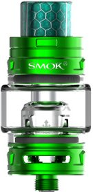 Smoktech TFV12 Baby Prince clearomizer Green 4,5ml
