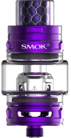 Smoktech TFV12 Baby Prince clearomizer Purple 4,5ml