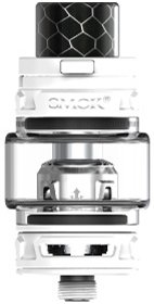 Smoktech TFV12 Baby Prince clearomizer White 4,5ml