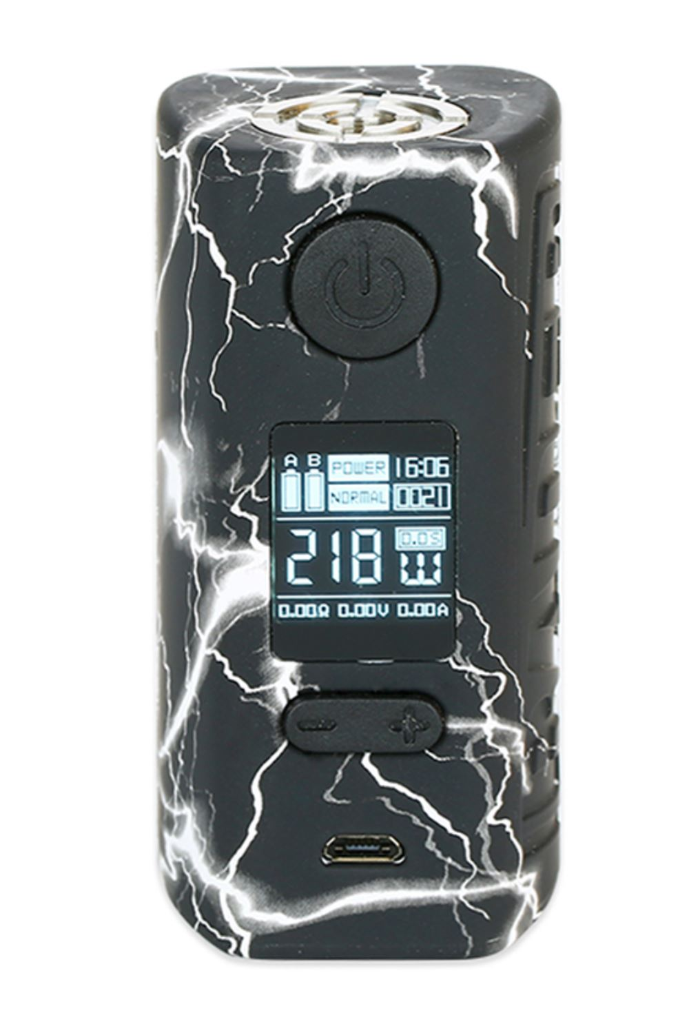 Hugo Vapor Rader Mage 218W Grip Easy Kit Lightning