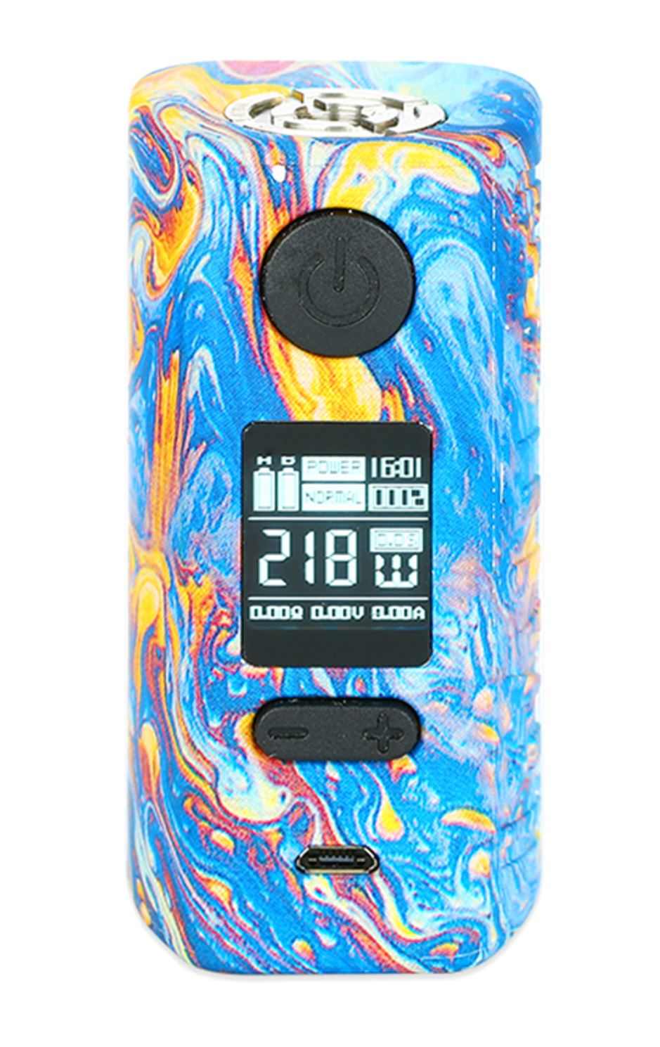 Hugo Vapor Rader Mage 218W Grip Easy Kit Resin