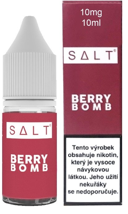 Juice Sauz SALT Berry Bomb 10ml 10mg