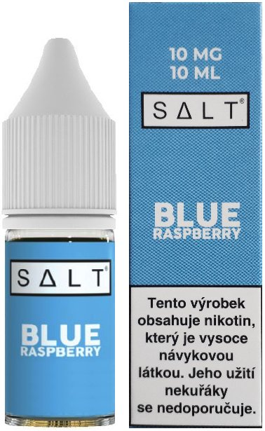 Juice Sauz SALT Blue Raspberry 10ml 10mg