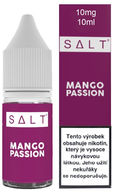 Juice Sauz SALT Mango Passion 10ml 10mg