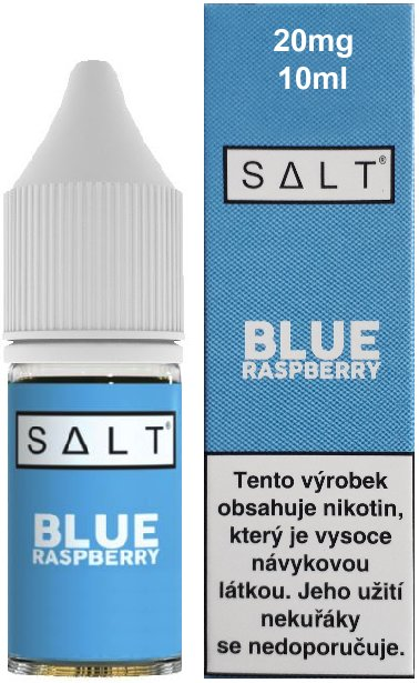 Juice Sauz SALT Blue Raspberry 10ml 20mg