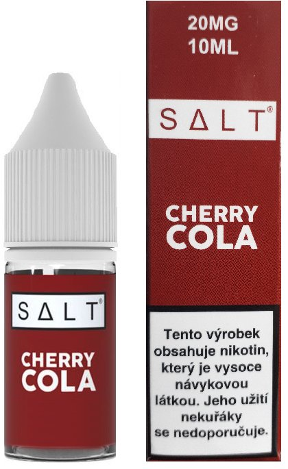 Juice Sauz SALT Cherry Cola 10ml 20mg