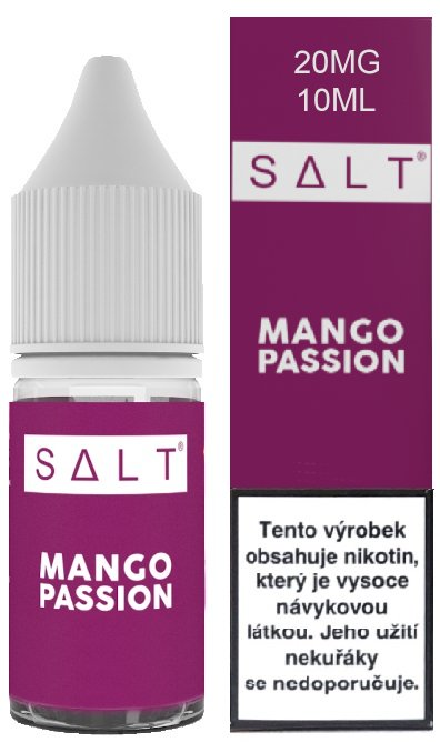Juice Sauz SALT Mango Passion 10ml 20mg