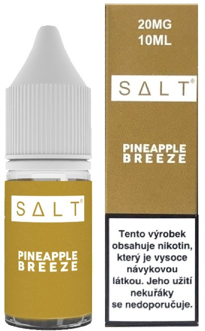 Juice Sauz SALT Pineapple Breeze 10ml 20mg