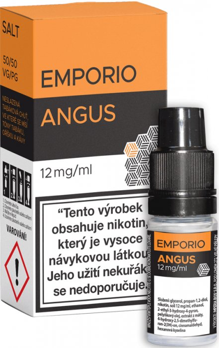 Emporio SALT Angus 10ml 12mg