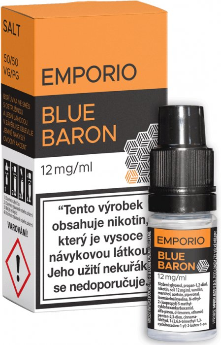Emporio SALT Blue Baron 10ml 12mg