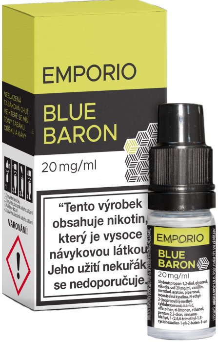 Emporio SALT Blue Baron 10ml 20mg