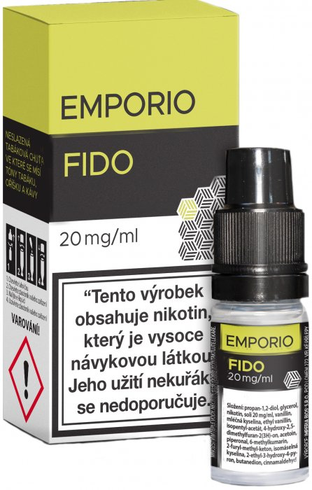 Emporio SALT Fido 10ml 20mg