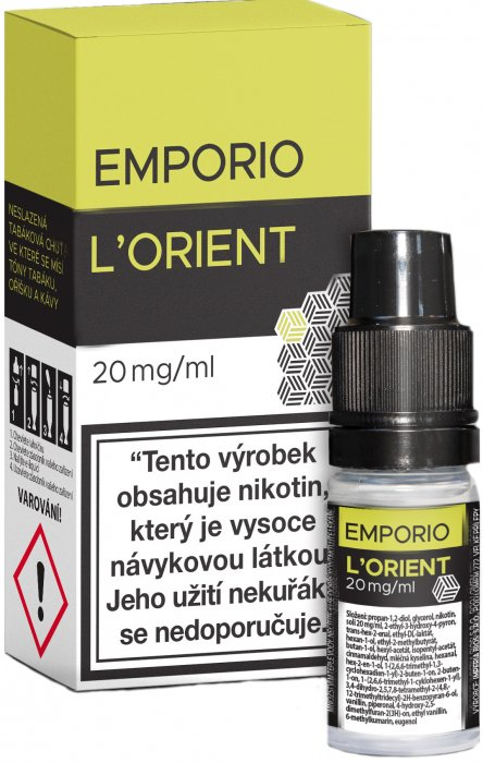 Emporio SALT L Orient 10ml 20mg
