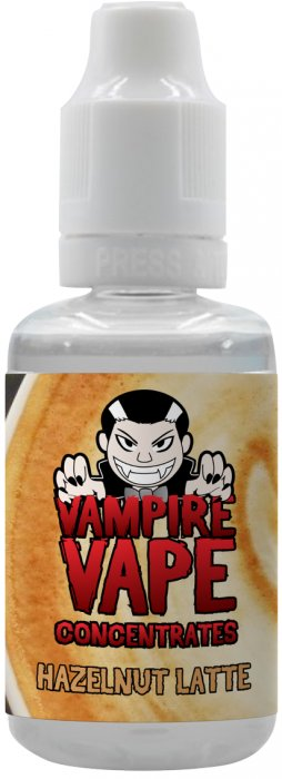 Vampire Vape Hazelnut Latte 30ml