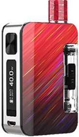 Joyetech EXCEED Grip Pro 40W Full Kit 1000mAh Red Star Trail