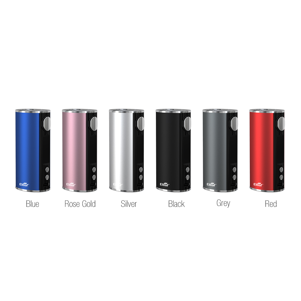 iSmoka-Eleaf iStick T80 Grip Easy Kit 3000mAh Black 1ks